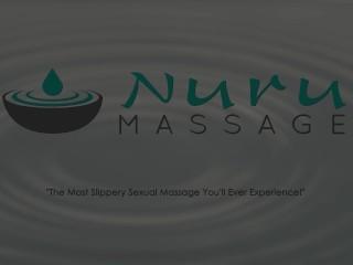 Nuru massage smoking hot masseuse s for groom