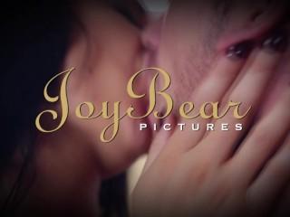Joybear sensual natural takes it in large