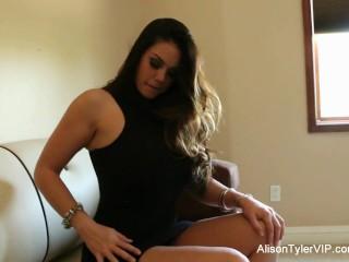 alison-tyler-dildos-herself