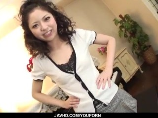 Hana japan schoolgirl fucked during lunch break...