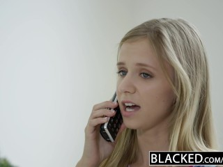 Blacked teen rachel james first cock...