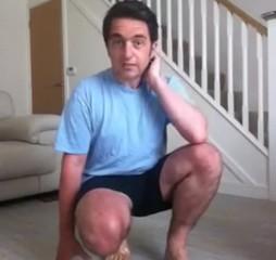 Ian mitchell 38yo guy with and sneezing fetish