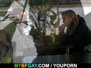 Gay Dudes Fuck Behind The Wife S Back...