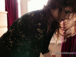 Brianna davies bedroom rummage short trailer flash brunette...