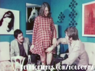 Pregnant Lust - 1970s Vintage Erotica