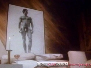 Fantasy Man Comes To Life Trippy Scene From Fire Island Fever 1979...