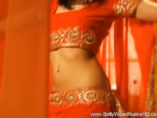 The Bollywood Lady Touch...