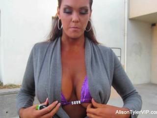 Alison tyler...