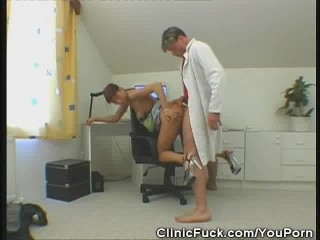 Clinic Her Patient...