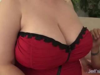 1fuckdatecom bbw toys herself to orgasm wf 2