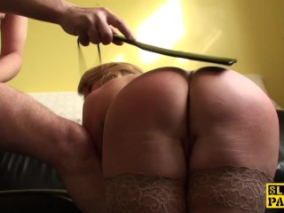 mature-bdsm-brit-paddled-and-fucked