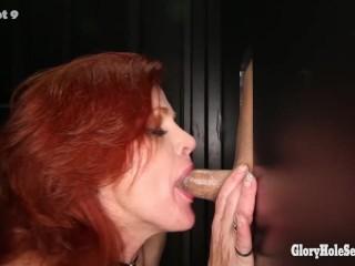 Redhead gilf cum