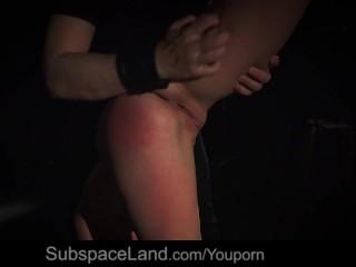 Slave Pain And Rough Bdsm Session