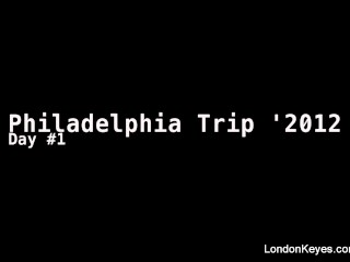 Trip to philly...