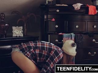 Teenfidelity from shyla ryder s stepdad