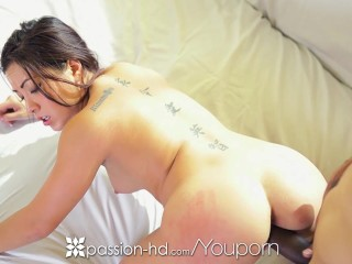 Passion-HD - Pretty Asian girl Morgan Lee passionate sex afternoon