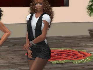 de-trxc3xa8s-jolies-femmes-en-mini-robe,-mini-jupe,-mini-short,-collant-noir