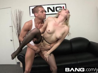 Bang casting karla kush fish hooked loving it...