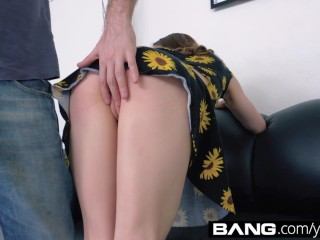 Bang kasey theater nerd gets fucked...